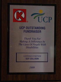 Ucp award cv