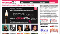 Women20 eventpost cv