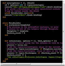 Code snippet 366 cv
