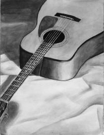 Guitar painting cv