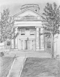 House drawing cv