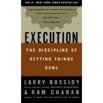 Execution cv