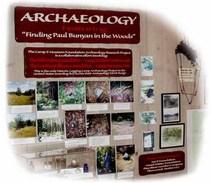Camp5museum archeology cv