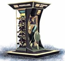 Mercurymarine kiosk cv