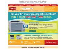 Email printer cv