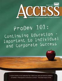 Access magazine august08 final 1 cv