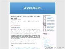 Sourcingtalentblog cv