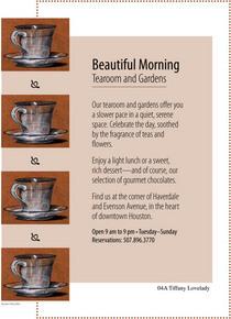 Beautiful morning ad 1 cv
