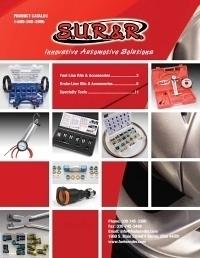Surr catalog cv