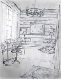 Loft living room day cv