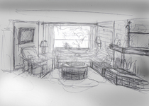 Retreat living room day cv