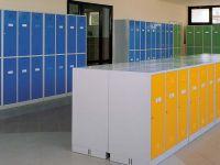 Personal lockers cv
