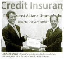Azindo creditinsurlaunch seputarindonesia2 21092007 cv