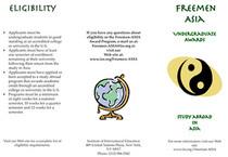 Freemen asia brochure cv