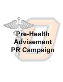 Pre health advisement pr campaign  cv