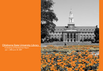 Library annual report 1 cv