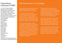 Library annual report 10 cv