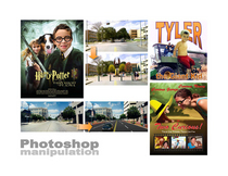 Graphic artist portfolio page 2 cv