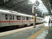 Delhi metro 1  cv