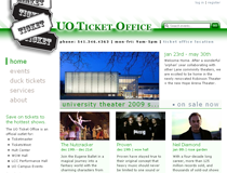 Uo ticket office 210 cv