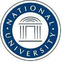 National university logo cv