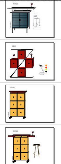 Cabinet designs2 cv