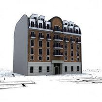 Image 2 facade 3d cv