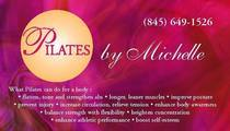 Pilates card cv