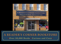 A readers corner sign cv