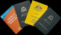 Marine booklets cv