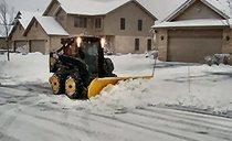Snow removal cv