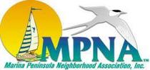 Marina peninsula neighborhood org cv