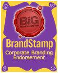 Corporate stamp cv