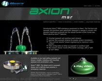 Web axion msr cv