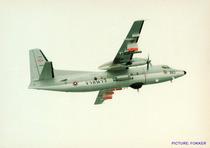 Fokker enforcer cv