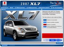 Suzuki xl7 cv