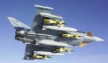 Efa airborne weapons cv