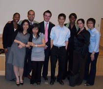 Nc and ylp team spring 2008 cv