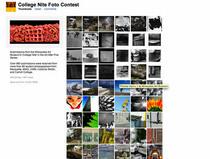 Foto contest promo cv