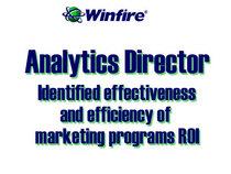 Analytics cv