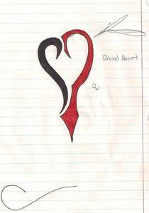 Bloodheart cv
