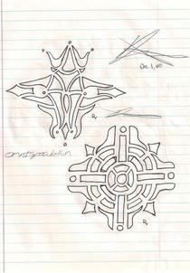 Symbol of future cv