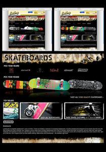 Eastbay skateboards cv