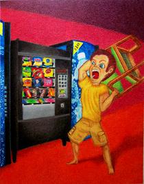Angry illust cv