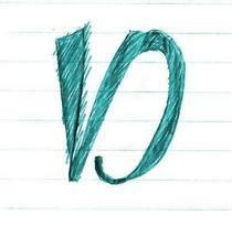 Logo vd bleu cv