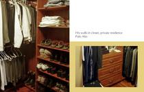 His walk in closet cv