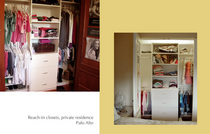 Reach in closets cv