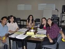 Grad intern team cv