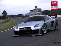 Nissan gtr proto supergt by hossworks cv