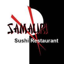 Samauri sushi logo cv